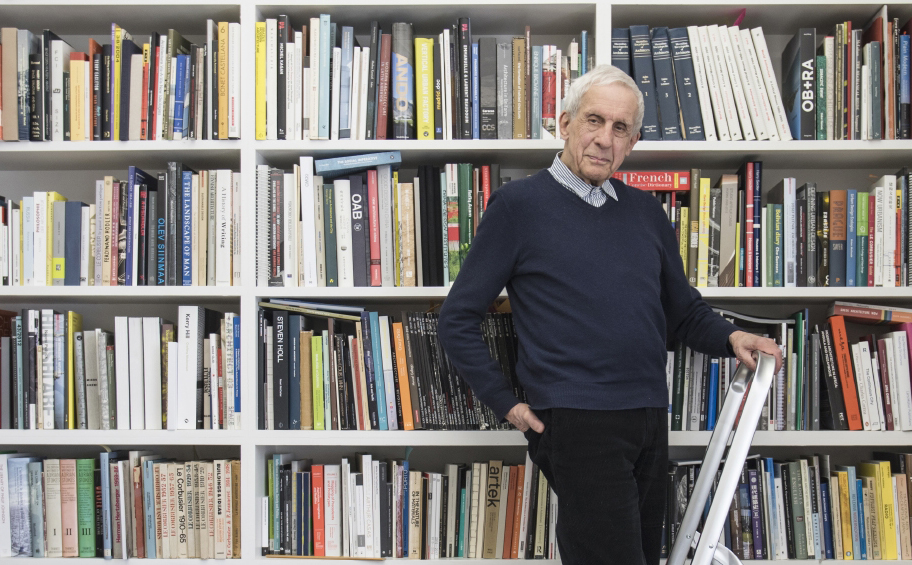 Kenneth Frampton, Recipient of the 2019 Soane Medal