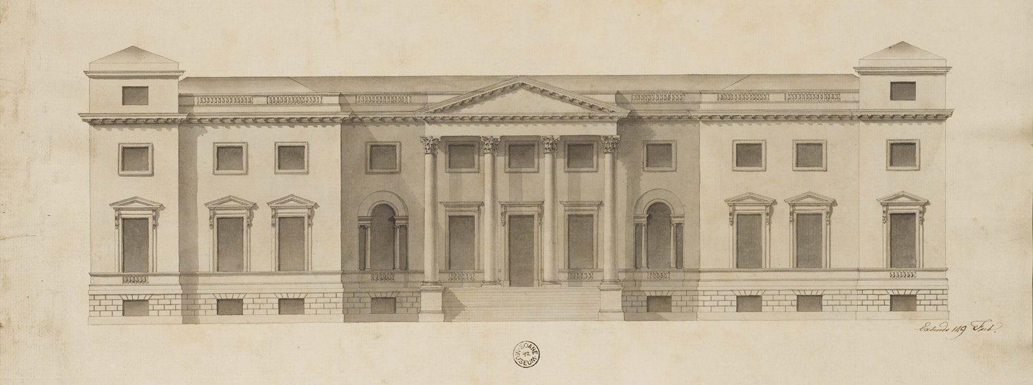Understanding Architectural Drawings Osterley House Sir