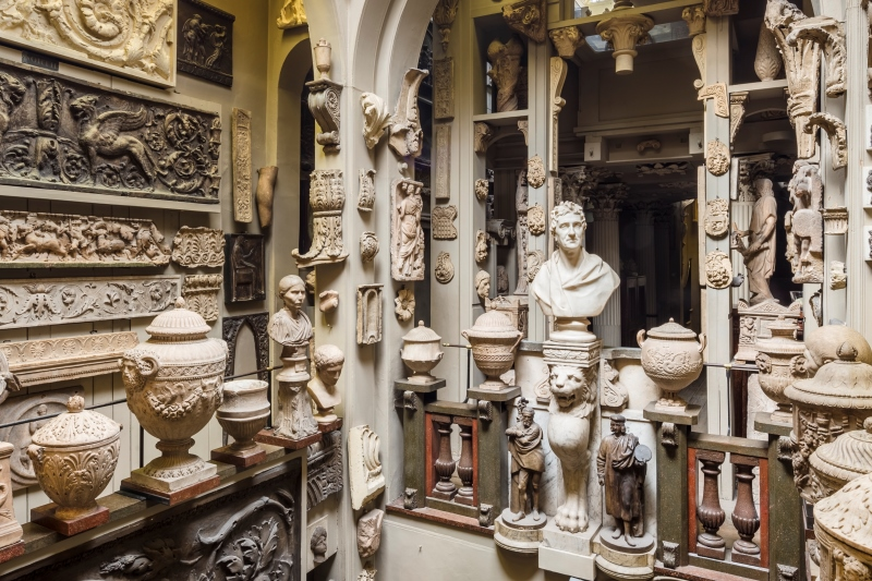 Highlights Tour Sir John Soane S Museum