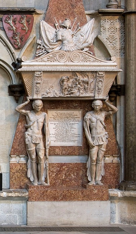 Adam S London Then And Now Monuments In Westminster Abbey