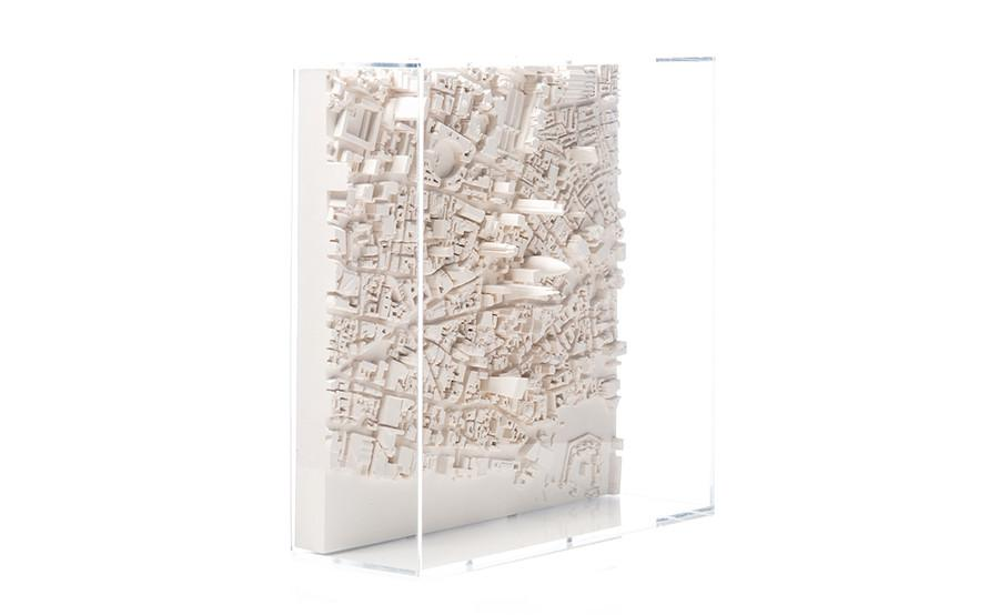 London Cityscape Model by Chisel and Mouse