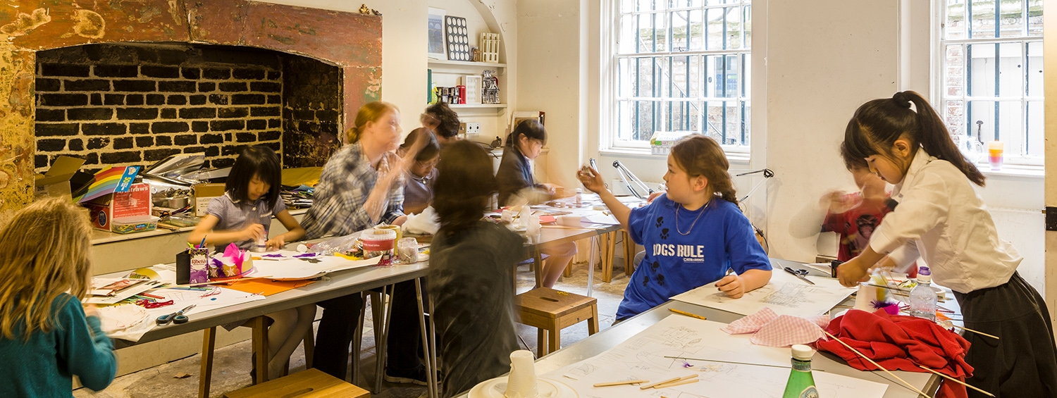 Family event at Sir John Soane's Museum