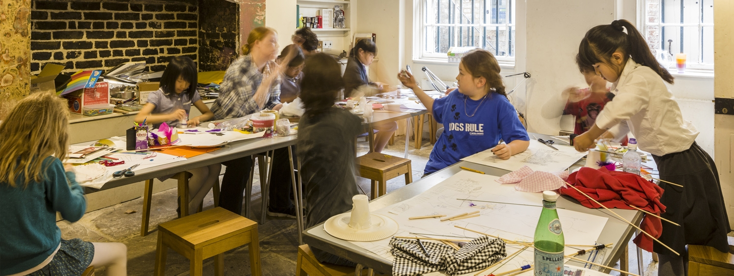 A family event at Sir John Soane's Museum