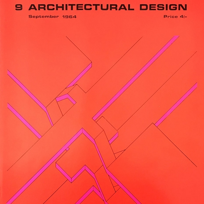 Cover of an issue of Architectural Design