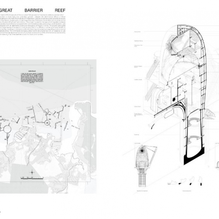 Architectural designs and plans