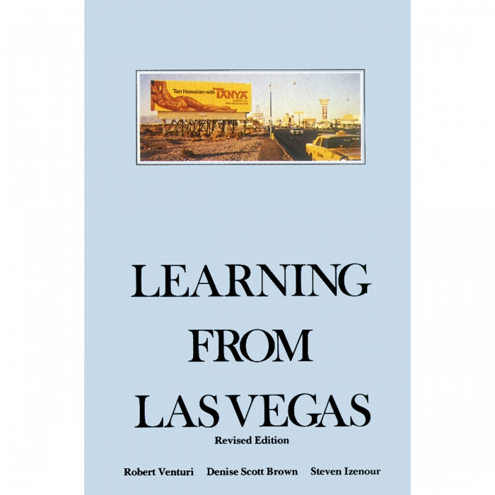 Cover of Learning from Las Vegas (revised edition)
