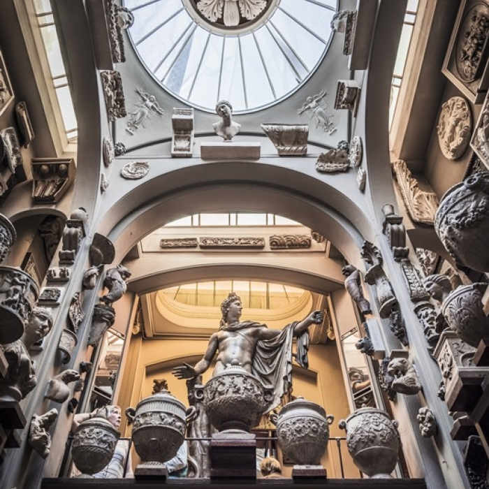 The Dome Area of the Soane Museum, Art Fund Museum of the Year finalist 2017