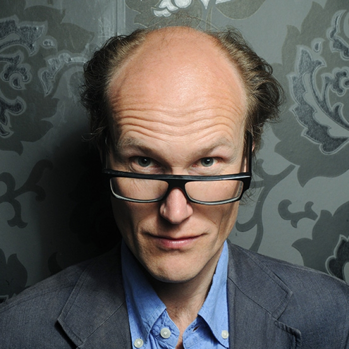 Image of Will Gompertz by Christian Sinibaldi