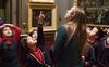 Schoolchildren discover Sir John Soane's Picture Room
