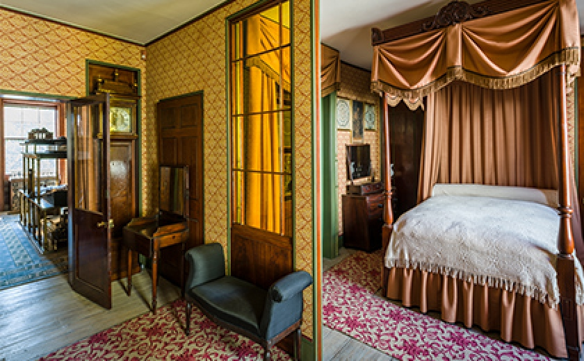 The Private Apartments at Sir John Soane's Museum
