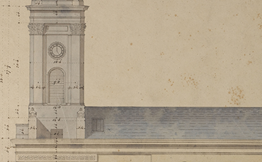To fret or not to fret, that is the question: Soane's Commissioner Churches