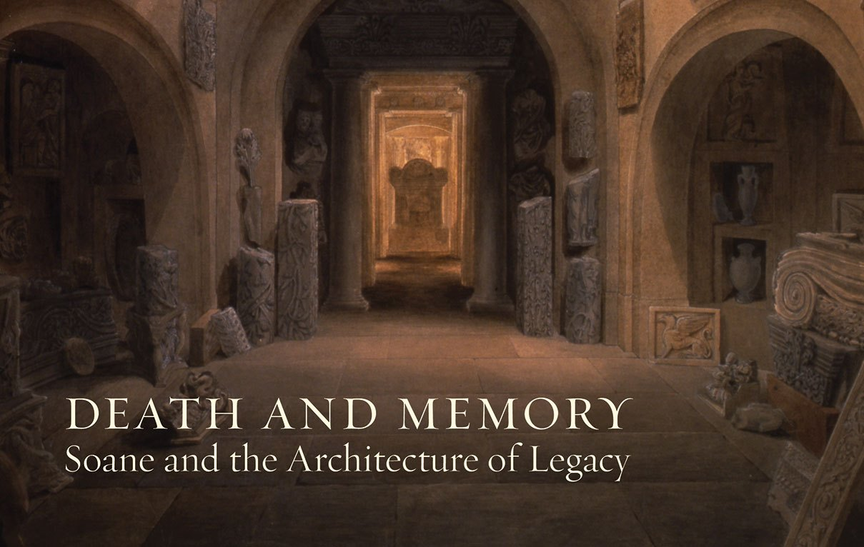 Front cover of Death and Memory accompanying book